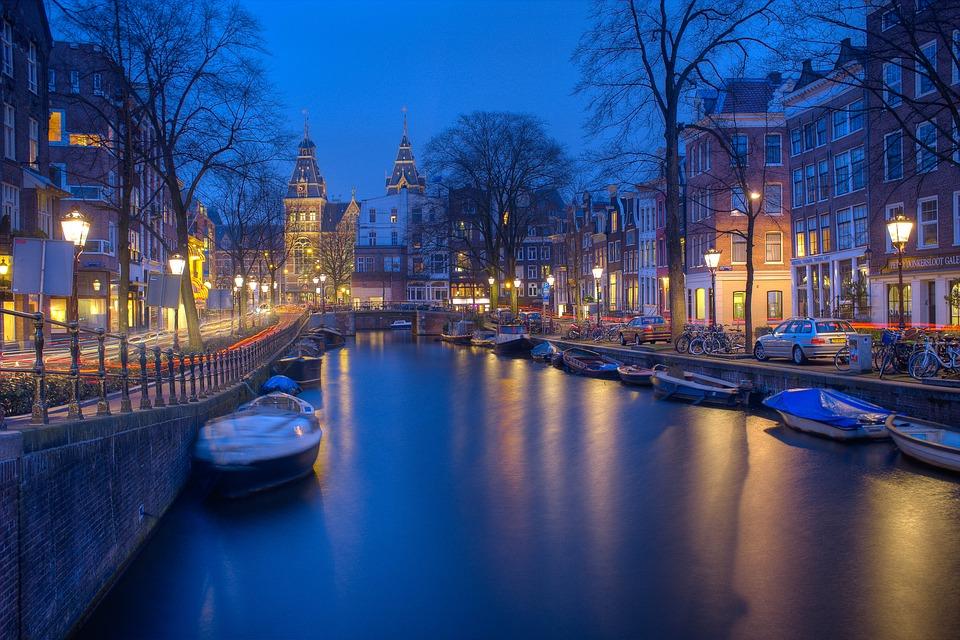 Een dag als toerist door Amsterdam